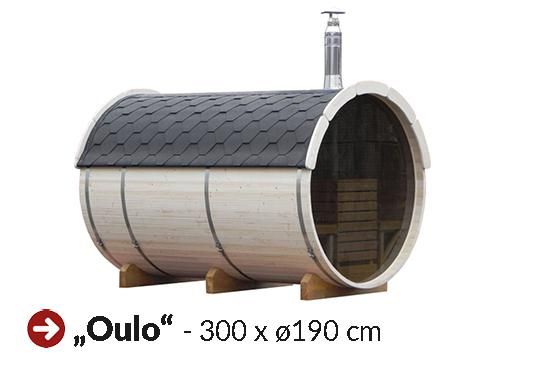 Sauna ´Oulo´